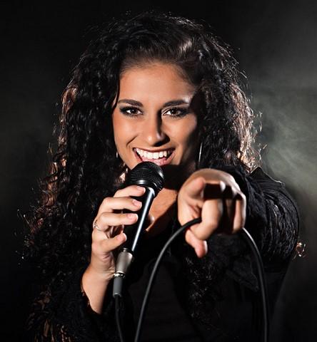 Blaze (Evgenia) - Sängerin - Schabernack