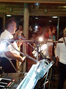 Schabernack - Die Partyband - Sommernachtstrum MS Brombachsee Bild 9