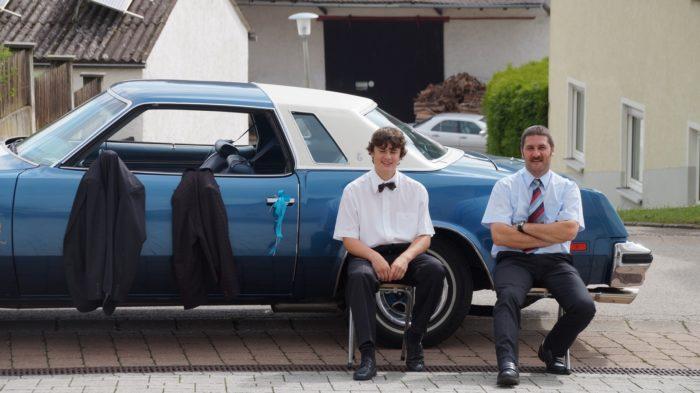 Hochzeit Maria und Daniel Spiegelhof Fotografie Olsmobile Cutlass Herzog Stefan Bild 11