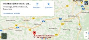 Google Mps Standort