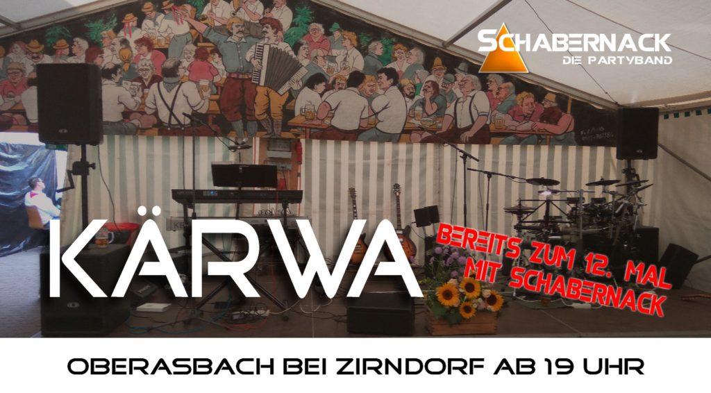 Kerwa Oberasbach 2019