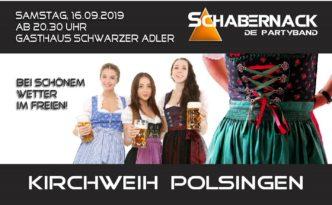 Kirchweih Polsingen 2019