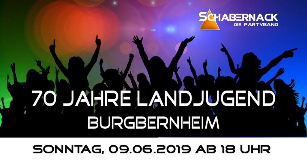 Landjugendfest Burgbernheim 2019