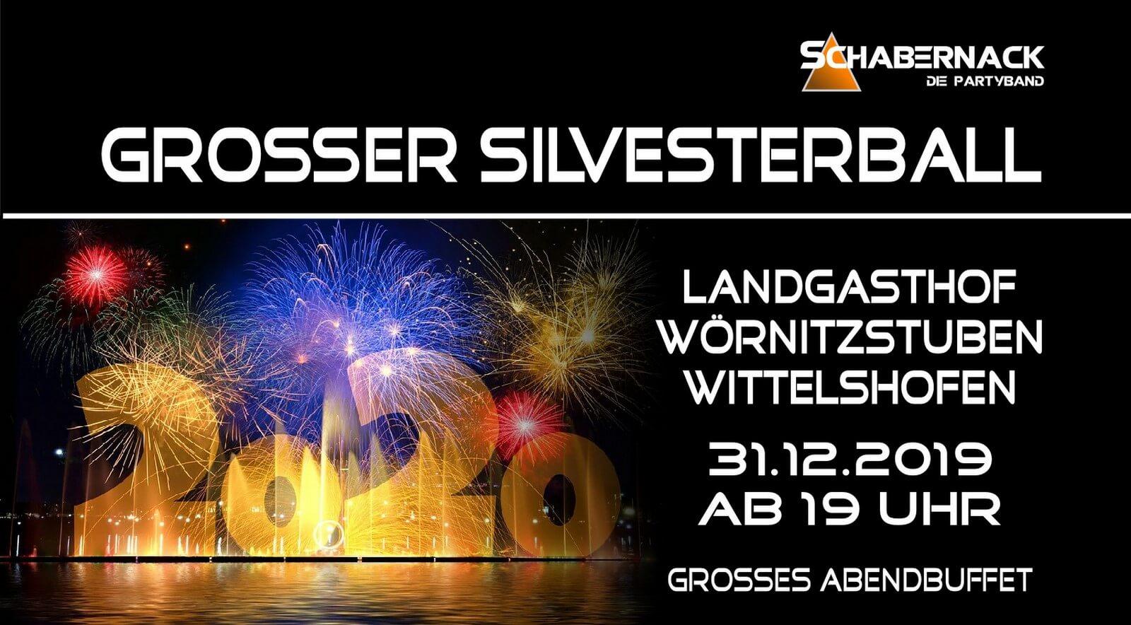 Silvester 2020 Wittelshofen Wörnitzstuben