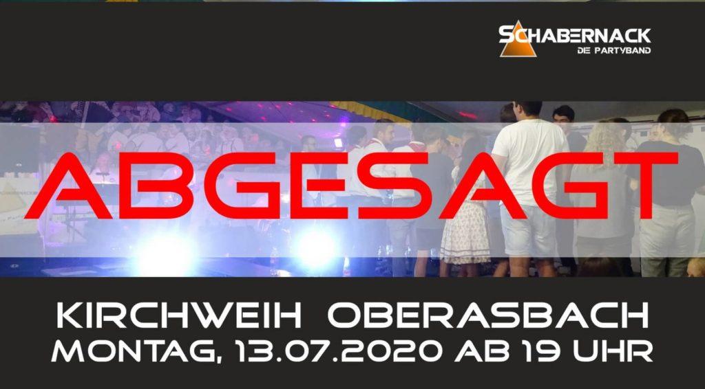 Kirchweih Oberasbach 2020