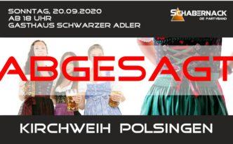 Kirchweih Polsingen 2020